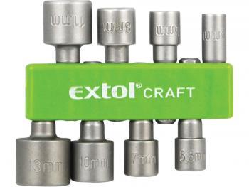 Set 8 uvrtača, 5-13mm , EC