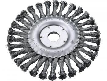 Žičana četka kružna 178x22,2mm