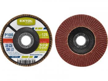 Lamelarni brusni disk P120 , ø 115mm , EC