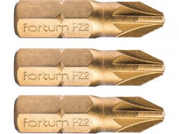 Bitovi PZ 2 x 25 mm , 3 kom TITAN, F
