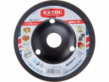 Disk za brušenje drveta 125x3x22,2mm , EP