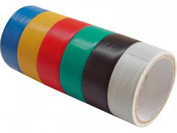 Izolir traka u boji, 6 kom , EC