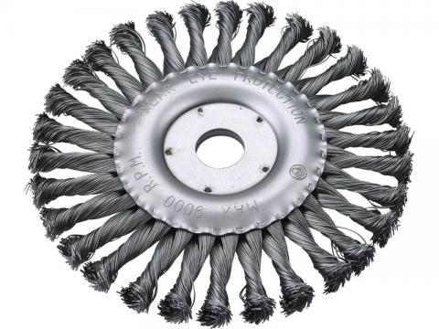 Žičana četka kružna 178x22,2mm , EC
