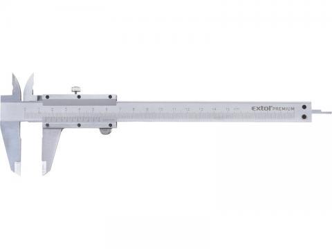 Šubler 0,05×150mm, INOX , EP