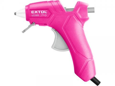 Pištolj za vruće lepljenje 7,2mm 10W EXTOL LADY