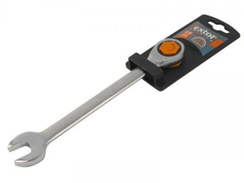 Okasto-vilasti sa račnom CrV 10mm